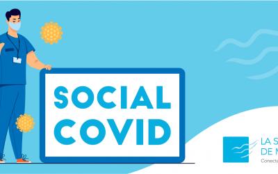 Social COVID, grupo de sanitarios voluntarios de Málaga, pide con urgencia ayuda para una residencia de evacuación de ancianos