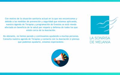COMUNICADO AGENDA Covid-19