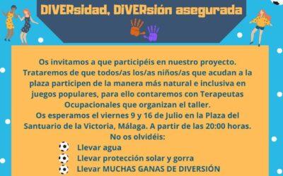 DIVER DIVERsidad, DIVERsión asegurada